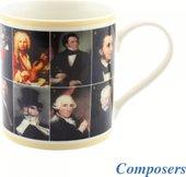 Кружка Знаменитые композиторы, 350мл Leonardo Collection LP92226