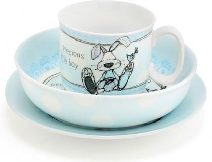 Набор детской посуды Lesser & Pavey Маленькое чудо, 3пр, для мальчика LP40053