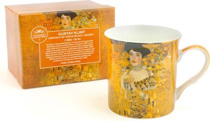 Кружка Импрессионисты Климт Золотая Адель 300мл The Leonardo Collection LP92684