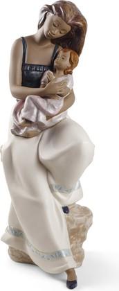 Статуэтка фарфоровая NAO Моя маленькая девочка (My Little Girl) 37см 02012011