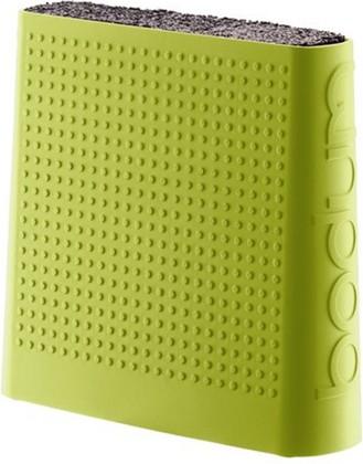 Подставка для ножей, Bistro, лимонная, 11089-565