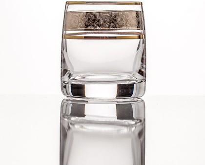 Стопки для водки Crystalite Bohemia Идеал, 6шт., 60мл 25015/60/43249K