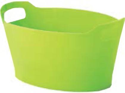Таз 3.5л, зелёный Vigar Cool 5997