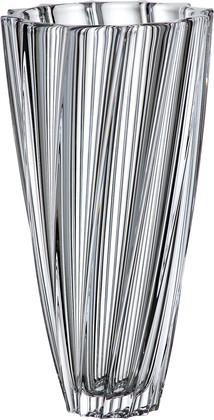 Ваза 35,5см Скаллоп Crystalite Bohemia 8KG35/0/99T43/355