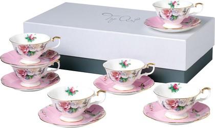 Чайный сервиз Top Art Studio Флоризон, 12 предметов CH2085-TA