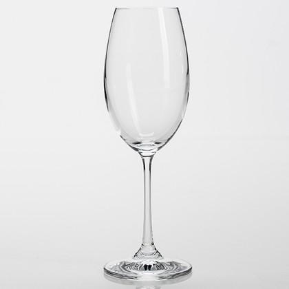 Фужеры для белого вина Барбара 300 мл, 6 шт Crystalite Bohemia 1SD22/300