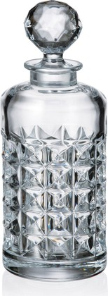 Штоф для виски Crystalite Bohemia Диаманд, 0.7л 4KA65/1/99T41/070