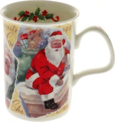 Кружка Рождественские пожелания Ланкастер 300мл Roy Kirkham XCHRPSAC1000