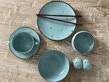 Чайный сервиз Top Art Studio Коттедж Тиффани, 15 предметов, 6 персон SP2723-TA
