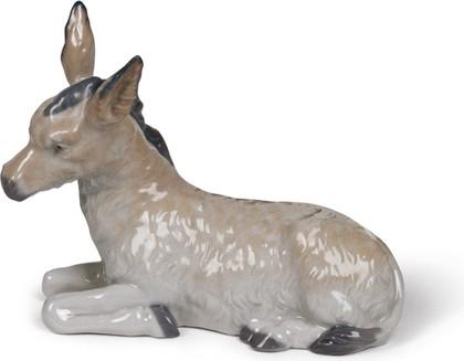 Статуэтка фарфоровая NAO Осёл (Donkey) 02000310