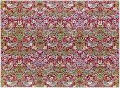 Доска стеклянная Lesser & Pavey Земляника, 40x30см LP46183