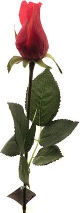 Цветок искуственный Роза Самураи красная 45см Top Art Studio WAF0925-TA
