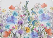 Подставки под тарелки на стол Creative Tops Meadow Floral 40x29, 4шт, пробка C000339