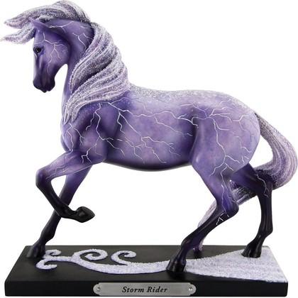 Статуэтка Enesco Лошадь Гром, 16.5см, полистоун 4026392