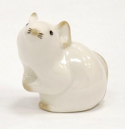 Скульптура Мышка, фарфор ИФЗ 82.06126.00.1