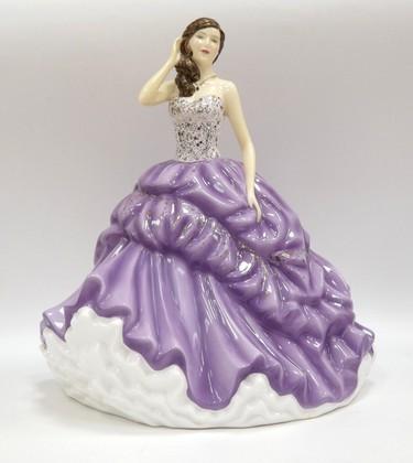 Статуэтка Royal Doultonовая Светский бал 22см, фарфор 40007812