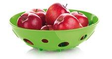 Миска-дуршлаг для овощей и фруктов глубокая, 28см Tescoma VITAMINO 642782