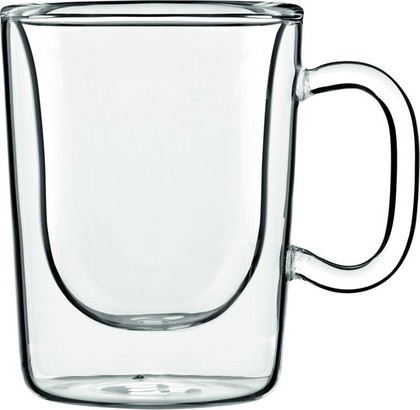 Набор чашек Aroma Thermic Glass, 2шт 0.3л Luigi Bormioli 10972/01