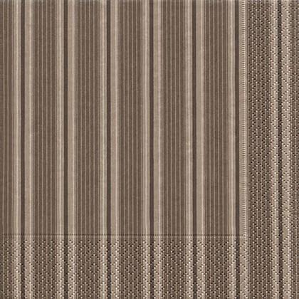 Салфетки для декупажа Шоколадная полоса, 33x33см, 3 слоя, 20шт Paper+Design 21933