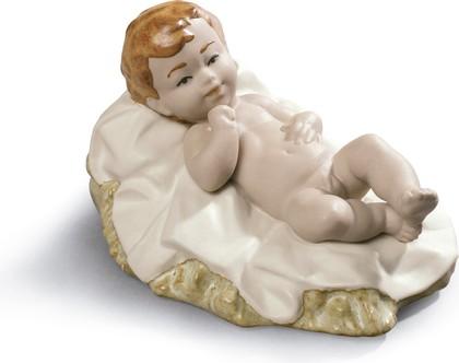 Статуэтка Младенец Иисус (Baby Jesus), фарфор NAO 02012020