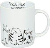 Кружка Koenitz Забавные кошки, 330мл 11 1 002 2075