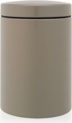 Банка для хранения продуктов Brabantia 1.4л, серо-коричневый 425165