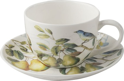 Чайная пара 420мл Весенние фрукты Creative Tops 5199999