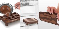 """Формочки для шоколада """"Ложечки"""" Tescoma DELICIA 629370"""