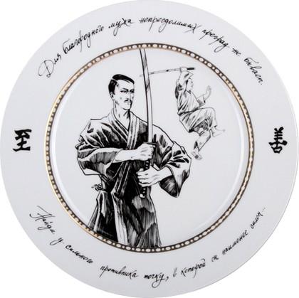 Тарелка декоративная Фандорин.Япония, ф. Европейская-2 ИФЗ 81.24904.00.1