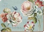 Подставки под тарелки на стол Creative Tops Романтичный Сад 30x23см, 6шт, пробка 5169673