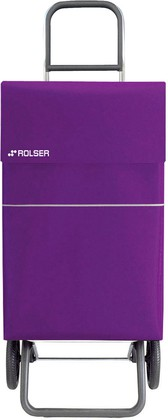 Сумка-тележка хозяйственная фиолетовая Convert Rolser DML004malva