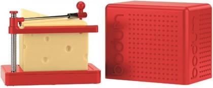 Сырорезка струнная красная Bodum BISTRO 11546-294