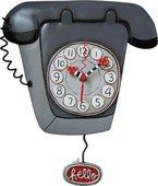 Настенные часы Enesco Алло, 26.5см P1334