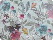 Подставки под тарелки на стол Creative Tops Бабочки в цветах 30x23см, 6шт, пробка C000297