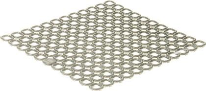 Вкладыш для раковины серый 29x27см Tescoma 900842.43