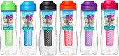 Бутылка для воды с диффузором 800мл Sistema Tritan 660