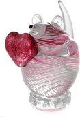 Фигурка стеклянная Top Art Studio Навсегда в моем сердце, 14x13см ZB2167-TA