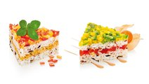 Формочки для придания блюдам формы, треугольники, 3шт. Tescoma FoodStyle 422216