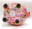 Копилка Свинья BIG PEGGY XL розовая с конфетами Pomme-Pidou 148-00026/B