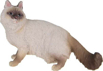 Статуэтка Widdop Bingham Котёнок Бриман БассетХаунд, 6см, полистоун WS0821-TA