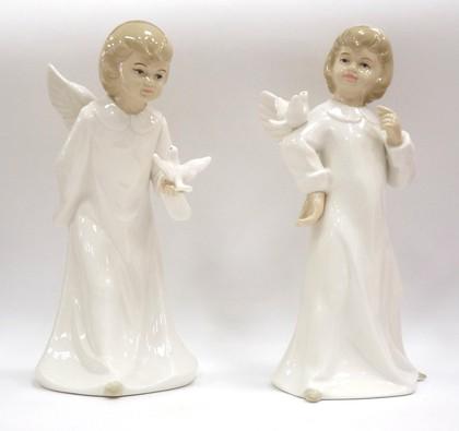 Статуэтка ангела Мир и спокойствие, 25см The Leonardo Collection LP22986