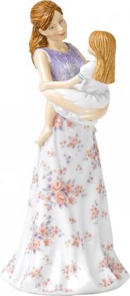 Статуэтка Материнская любовь 22см, фарфор Royal Doulton MOFIYE26670