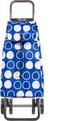 Сумка-тележка хозяйственная синяя Rolser I-Max Symbol IMX090Azul