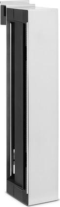 Держатель для пищевой плёнки, фольги Brabantia Profile навесной, чёрный, матовая сталь 460128