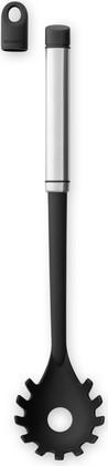 Ложка для спагетти, матовая сталь / чёрный Brabantia Accent 463822
