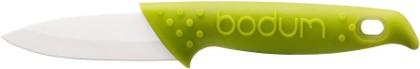 Нож для овощей 7.5см зелёный Bodum BISTRO 11309-565