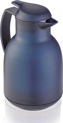 Чайник-термос тёмно-синий, 1.0л Leifheit Bolero 28343