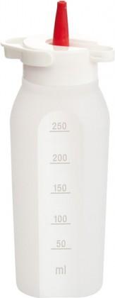 Дозировочная бутылка 250мл, 4 насадки Tescoma Presto 420728.00