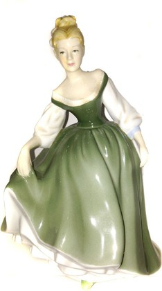 Статуэтка Ярмарка 17см фарфор Royal Doulton PEFISC16188