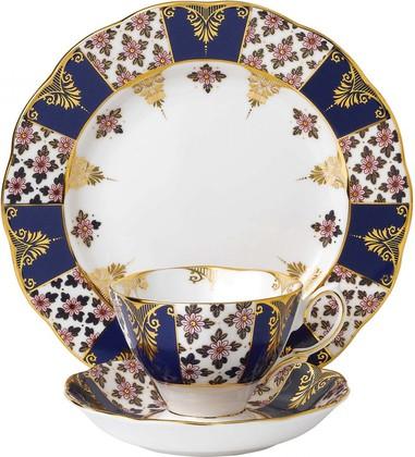 Чайная тройка 1900, Регентство 100летие Royal Albert 40017566